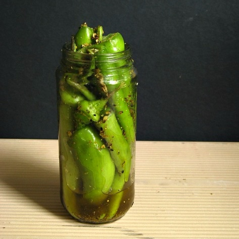 How to make Green Chilli Pickle