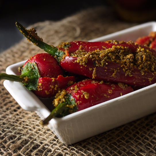 How to make Red Chilli Pickle