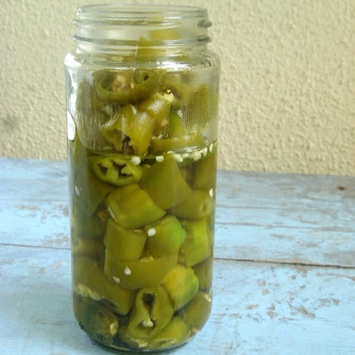 Photo of Homemade Jalapenos by Deepali Jain at BetterButter
