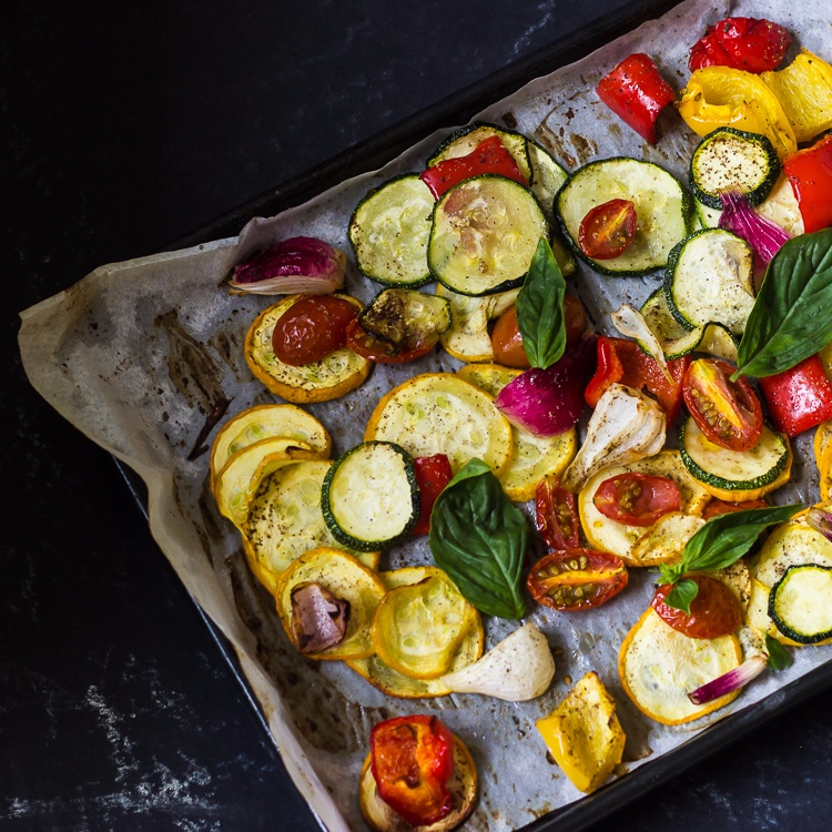 Photo of Roasted Vegetables by Deepali Jain at BetterButter