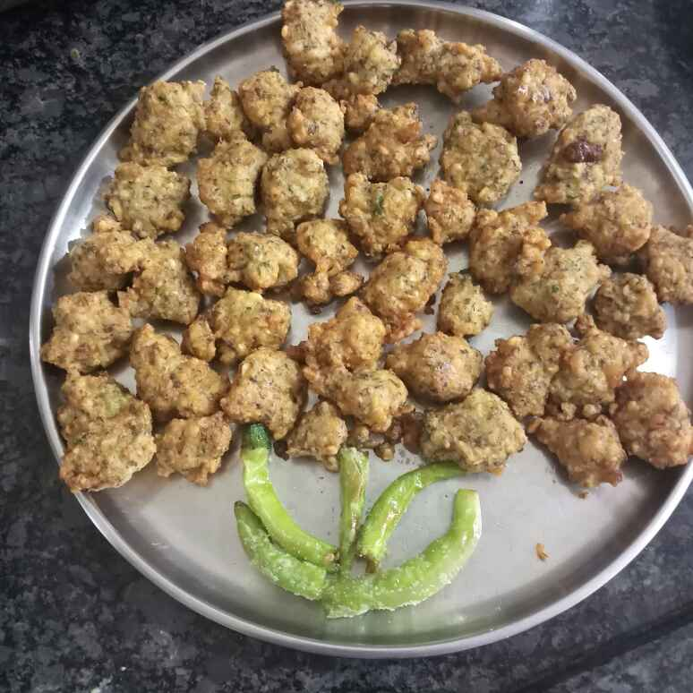 Photo of MOONG daal pakode by Deepali Khillare at BetterButter