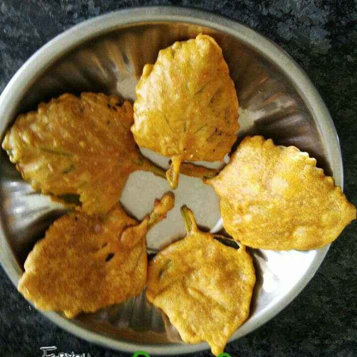 How to make ओवा भजी