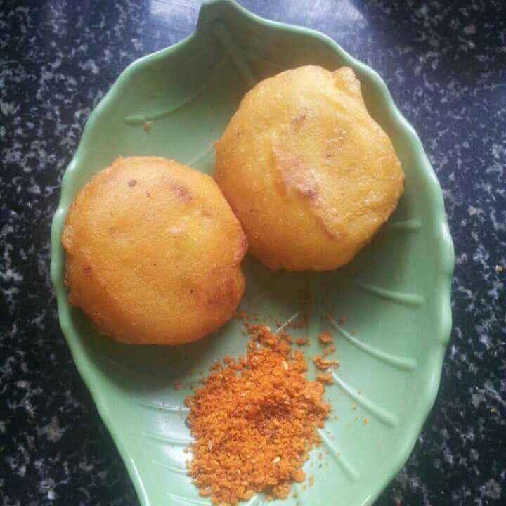 How to make Potato vada