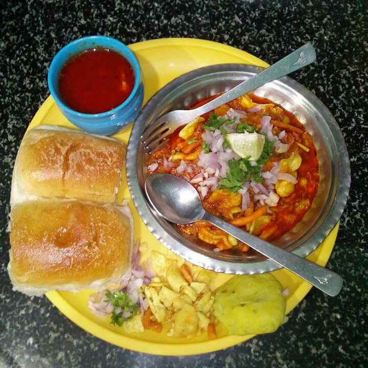 Photo of Misal pav by deepali oak at BetterButter
