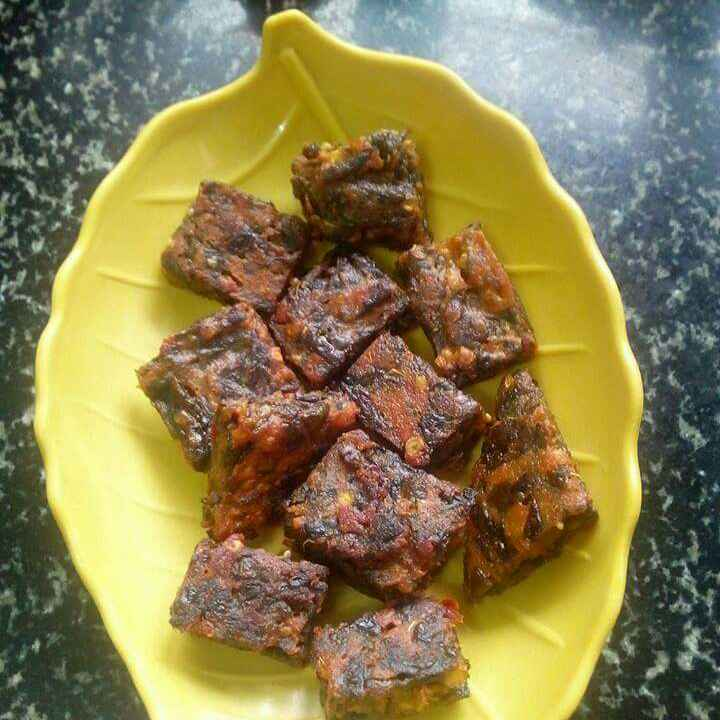 How to make आळु वडी
