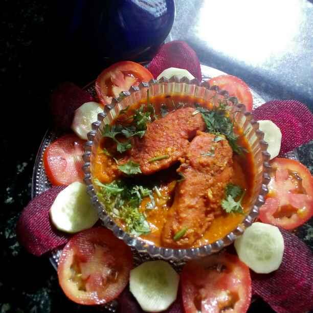 Photo of Drumstick pakoda curry by deepali oak at BetterButter