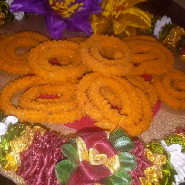 How to make Instant  Chakali