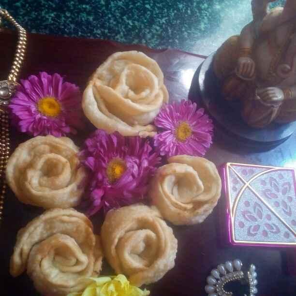 How to make गुलाब मोदक