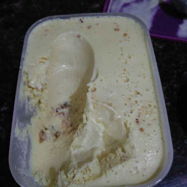 Photo of Butterscotch ice cream by Deepali Saxena at BetterButter