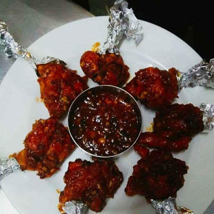 Photo of ,chicken lolipop by Deepan raj at BetterButter