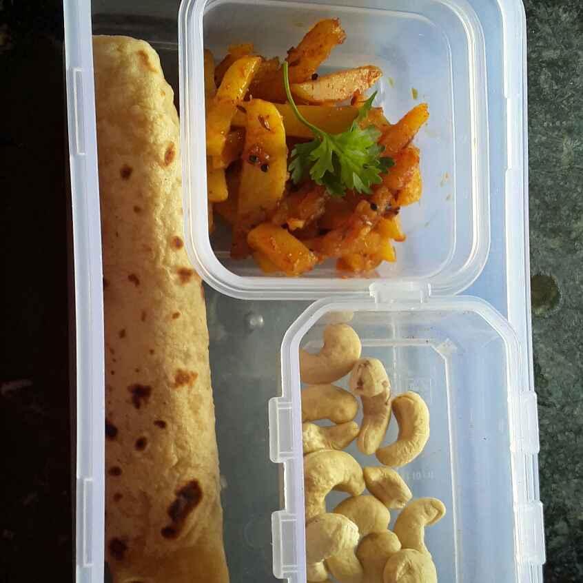 Photo of Spicy potato by Deepasha Pendurkar at BetterButter