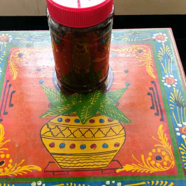 Photo of Homemade Pineapple Jam by Dr Deepashree Pai Raiker at BetterButter