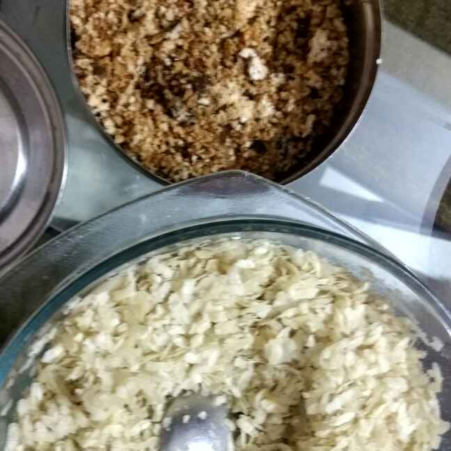 How to make Crispy Sweet n Spicy Poha