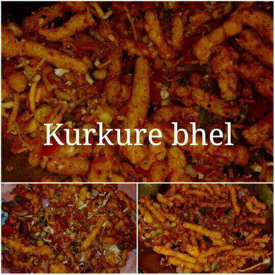Photo of Kurkure bhel by Deepika Chauhan at BetterButter
