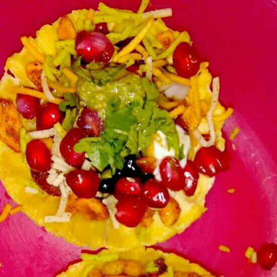 How to make Canapes chaat