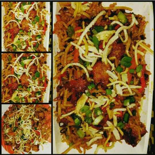 How to make Chinese Bhel