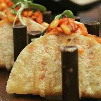 How to make Veg Tacos