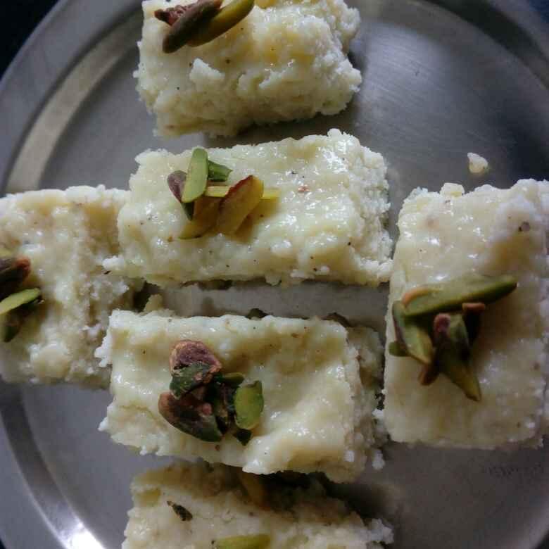 How to make Chena Chakki