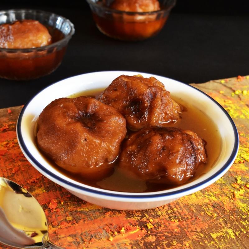 How to make Gokul Pitha