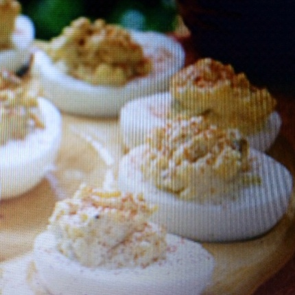 Photo of 2 Minutes Deviled Eggs by Deepti Jaitly at BetterButter