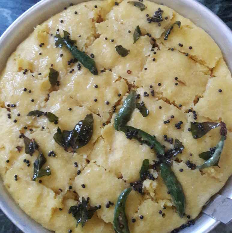 Photo of Khaman Dhokla by Dr.Deepti Srivastava at BetterButter
