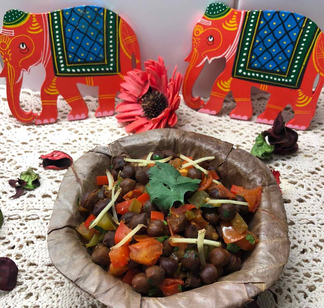 How to make Chatpata Chana Chaat