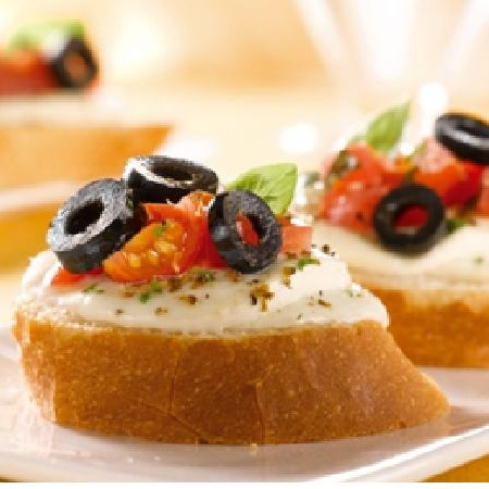 Photo of Olive and Cheese Toast by Del Monte at BetterButter