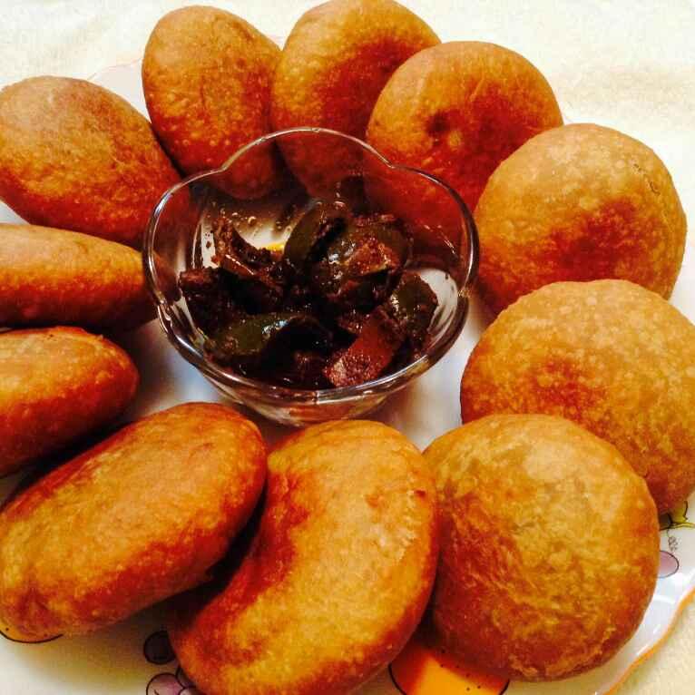 Photo of Sattu ki puri by Delicacies On The Plate - Pallavi's Kitchen at BetterButter
