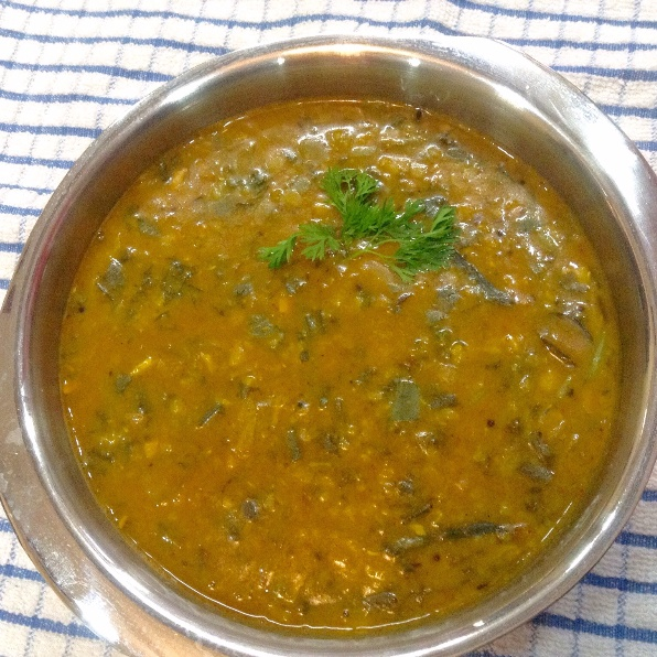 Photo of Spring Onion Dal by Delicacies On The Plate - Pallavi's Kitchen at BetterButter