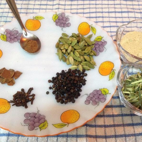 How to make Chai masala - Tea masala