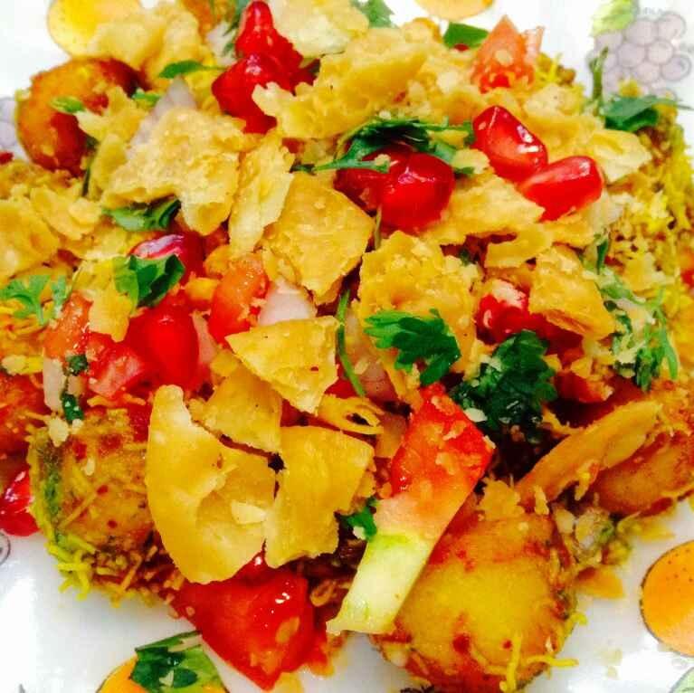 How to make Baby potato chaat