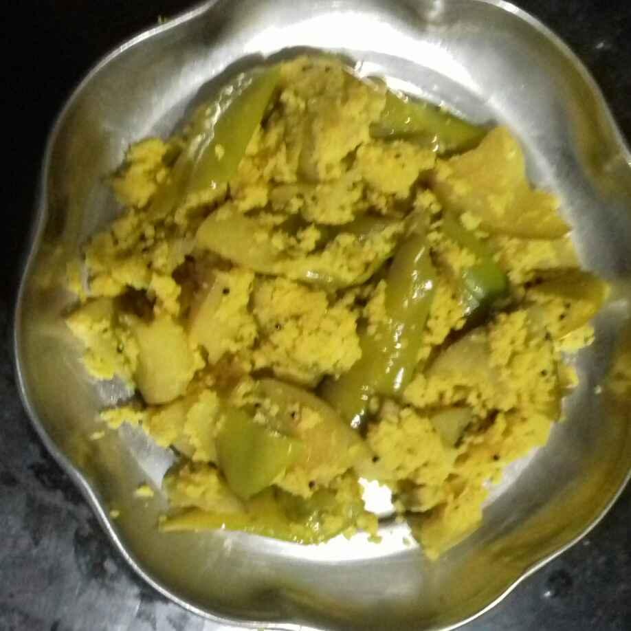 Photo of Papaya chilli sabharo by Devi Amlani at BetterButter