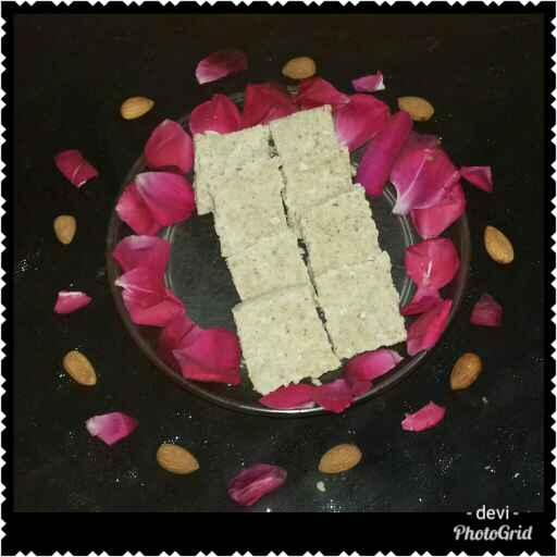 Photo of Peanut barfi by Devi Amlani at BetterButter