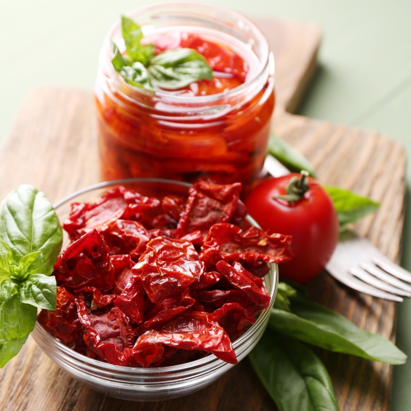 Photo of Homemade sundried tomatoes by Deviyani Srivastava at BetterButter