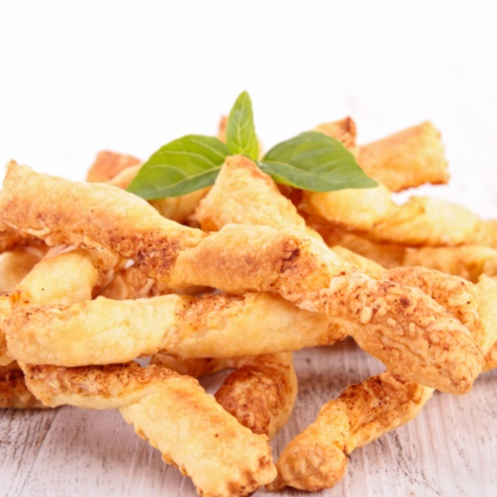 Photo of Cheese Straws by Deviyani Srivastava at BetterButter