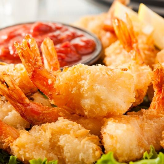 How to make Batter Fried Shrimp