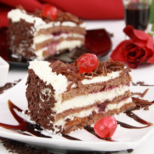 Photo of Eggless Black Forest Cake by Deviyani Srivastava at BetterButter
