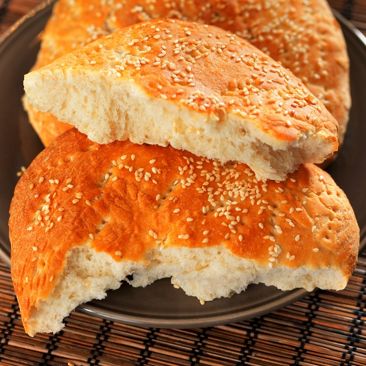 How to make Moroccan Sesame seed Bread