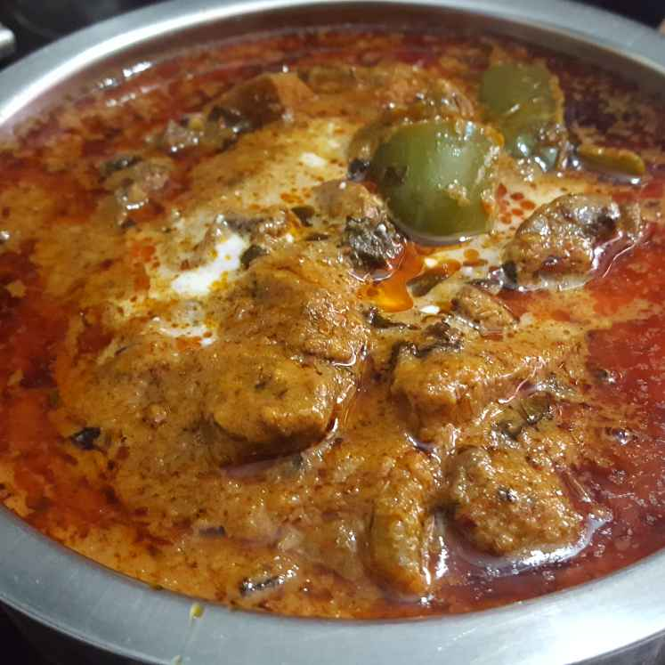 Photo of Kadai Mushroom by debashri chatterji at BetterButter