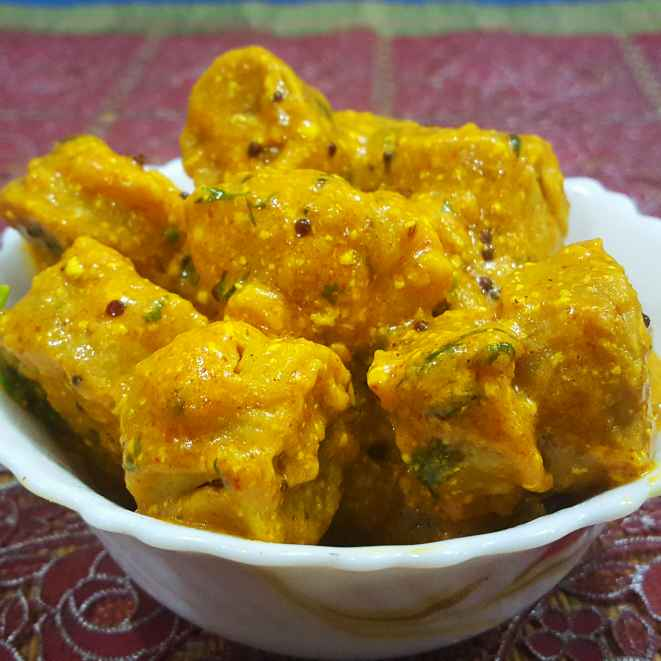 Photo of Gatte ki sabji by debashri chatterji at BetterButter