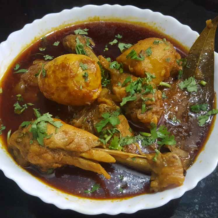 How to make Chicken Dak Bungalow