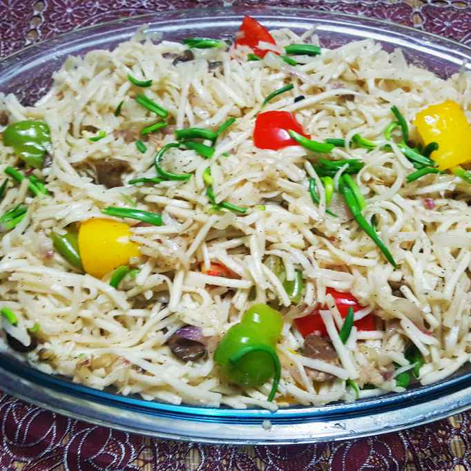 How to make Chowmein