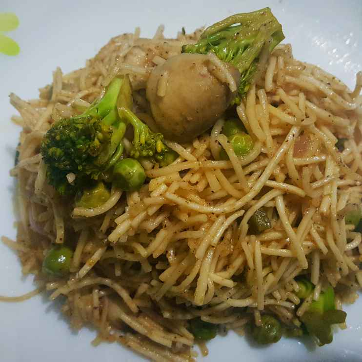 How to make Stir-fried Vegetable Noodles