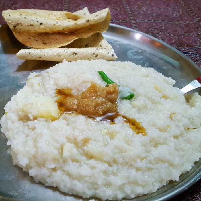 How to make Bhaat e bhaat/ golathi