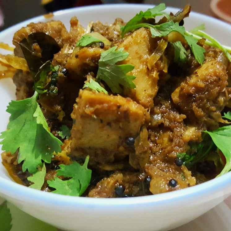 How to make Kathal masala