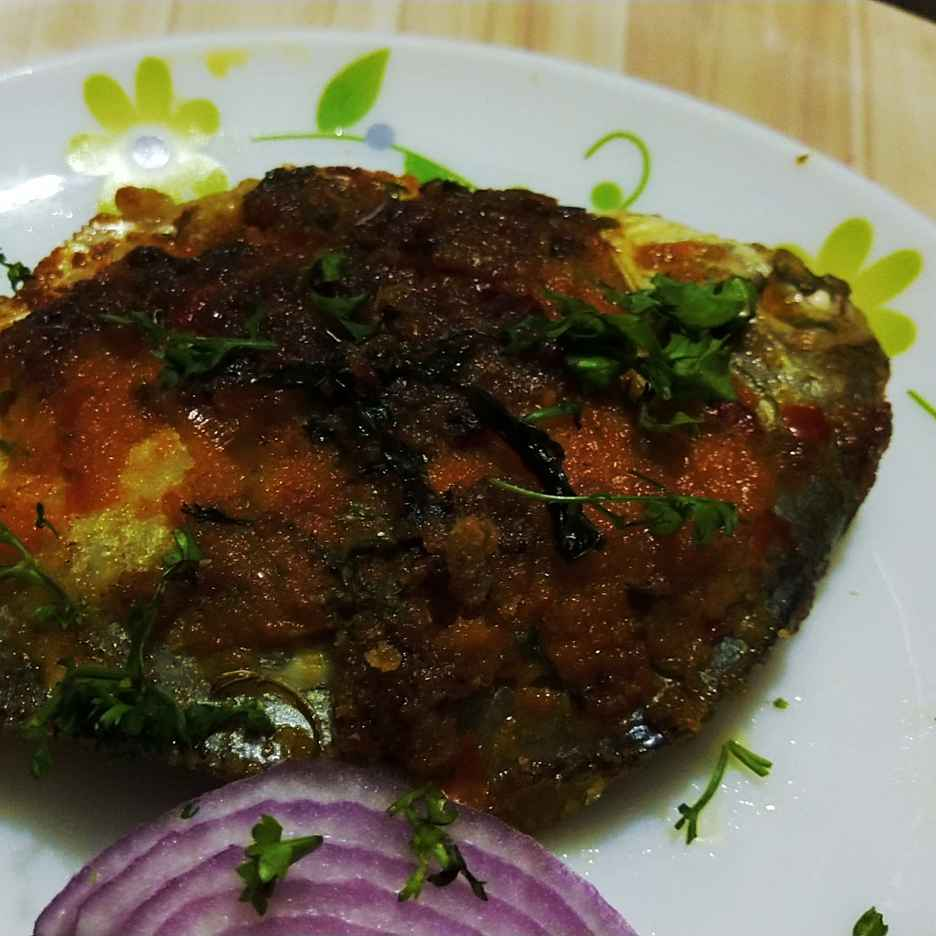 How to make Pomfret Masala fry