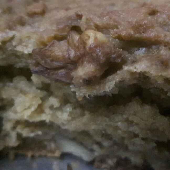 How to make Banana wheat cake
