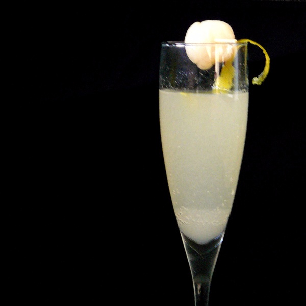 Photo of Lychee and Cardamom Bellini by Dhanya Samuel at BetterButter