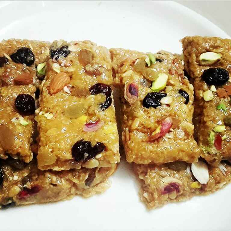 How to make Granola Bar