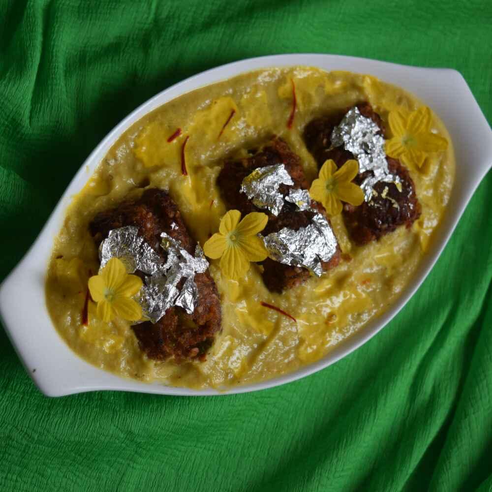 Photo of Shahi Kofta curry /healthy Kofta curry/ low carb Kofta curry by Dhara joshi at BetterButter